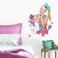 RoomMates® 10-Piece Giant Jojo Siwa Unicorn Dream Vinyl Wall Decal Set
