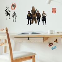 RoomMates® 24-Piece Han Solo Vinyl Wall Decal Set