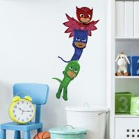RoomMates® Superheroes 6-Piece Vinyl Wall Decal Set