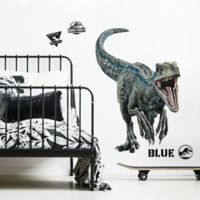 RoomMates® 10-Piece Jurrasic World 2 Blue Vinyl Wall Decal Set