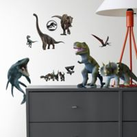 RoomMates® 19-Piece Jurrasic World 2 Vinyl Wall Decal Set