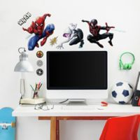Marvel® 15-Piece Spiderman Vinyl Wall Decal Set