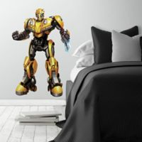 RoomMates® 16-Piece Giant Transformers Bumblebee Vinyl Wall Decal Set