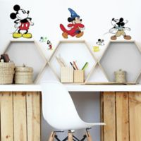 Disney® 14-Piece Mickey Mouse 90th Anniversary Vinyl Wall Decal Set