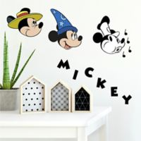 Disney® 20-Piece Mickey Mouse 90th Anniversary Vinyl Wall Decal Set