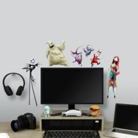 RoomMates® 21-Piece Nighmare Before Christmas Jack Vinyl Wall Decal Set