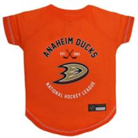 NHL Anaheim Ducks Medium Pet T-Shirt