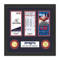 NFL New England Patriots Road to Super Bowl LIII Ticket Collection