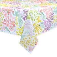 Colordrift Morning Spring 60-Inch x 104-Inch Oblong Tablecloth