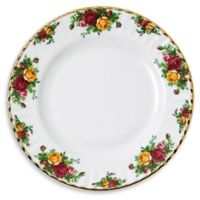 Royal Albert Old Country Roses Dinner Plates (Set of 4)