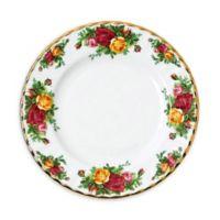 Royal Albert Old Country Roses Salad Plates (Set of 4)