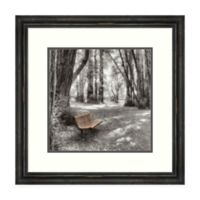Amanti Art Old Mill Park 26-Inch Square Framed Print