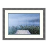 Amanti Art Surrounded 27-Inch x 21-Inch Framed Print