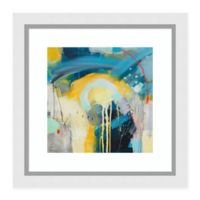 Amanti Art Untitled 43 by Ira Ivanova 26-Inch Square Framed Print