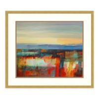 Amanti Art Early Morning Light 27-Inch x 23-Inch Framed Print