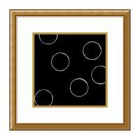 Amanti Art In Motion VI by Natasha Barnes 20 -Inch Square Framed Wall Art