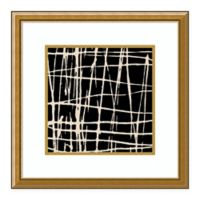 Amanti Art In Motion I -Inch X by Natasha Barnes 20 -Inch Square Framed Wall Art