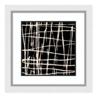Amanti Art In Motion I -Inch X by Natasha Barnes 26 -Inch Square Framed Wall Art