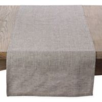 Saro Lifestyle Nabru 72-Inch Table Runner in Natural
