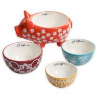 Urban Market® Life on the Farm 4-Piece Measuring Cup Set