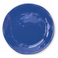 viva by VIETRI Fresh Dinner Plate in Marine Blue