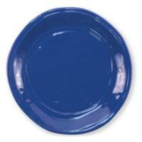 viva by VIETRI Fresh Salad Plate in Marine Blue