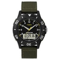 Timex® Men's 40mm TW4B16600 Expedition Katmai Combo Watch