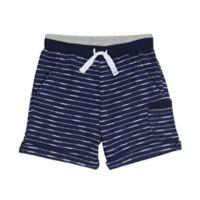 Splendid® Size 18-24M Pull-On Stripe Short in Navy/White