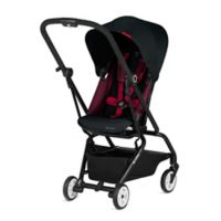 CYBEX Special Edition Ferrari Eezy S Twist Stroller in Victory Black