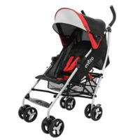 Evezo Maxord Lightweight Umbrella Stroller in Red