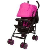 Evezo Travis Lightweight Umbrella Stroller in Pink