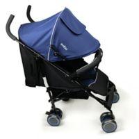 Evezo Travis Lightweight Umbrella Stroller in Blue