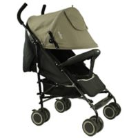 Evezo Travis Lightweight Umbrella Stroller in Grey