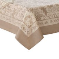 Villeroy & Boch Milano 70-Inch Square Tablecloth in Taupe