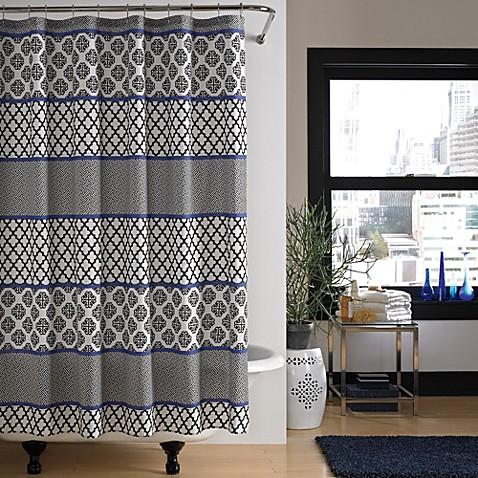 Steve Madden Jade 72 Inch X 72 Inch Shower Curtain