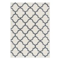 Home Dynamix Synergy 5-Foot 2-Inch x 7-Foot 2-Inch Area Rug in Blue