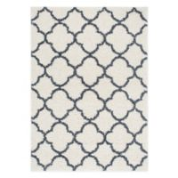 Home Dynamix Synergy 7-Foot 9-Inch x 10-Foot 2-Inch Area Rug in Blue