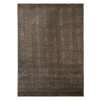 Home Dynamix Synergy Solid 9-Foot 2-Inch x 12-Foot 5-Inch Area Rug in Silver