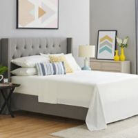 400-Thread-Count Organic Cotton Full Sheet Set in Natural