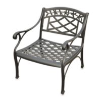Crosley Sedona Club Chair in Black