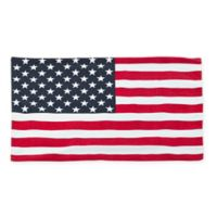 Saro Lifestyle Star Spangled Placemats (Set of 4)