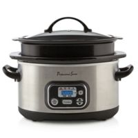 Professional Series 6 qt. Stainless Steel Digital Slower Cooker