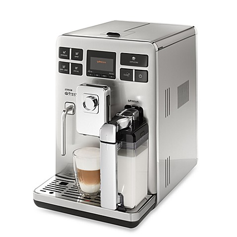 Philips Saeco Exprelia HD8856/47 Stainless Steel Automatic Espresso Machine