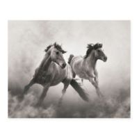 Christopher Knight Collection Wild Horses 36-Inch x 54-Inch Wrapped Canvas Wall Art