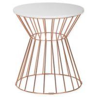 Elle Decor® Lulu Side Table in Gold
