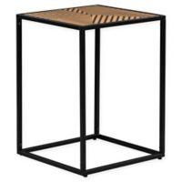 Elle Decor® Julian Side Table in Black