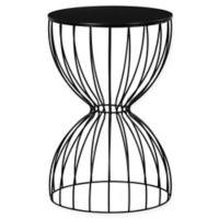 Elle Decor® Cami Accent Table in Noir Black