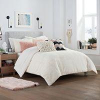 UGG® Polar Reversible Full/Queen Comforter Set in Snow