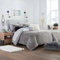 UGG® Polar Reversible Full/Queen Comforter Set in Seal