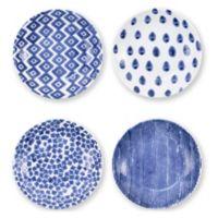 viva by VIETRI Santorini Pasta Bowls (Set of 4)